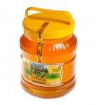 Мед натуральный липовый 0,35 кг пластик