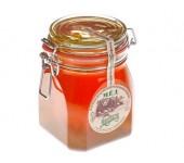 Мед в стекл. банке 1,1 кг с сотой