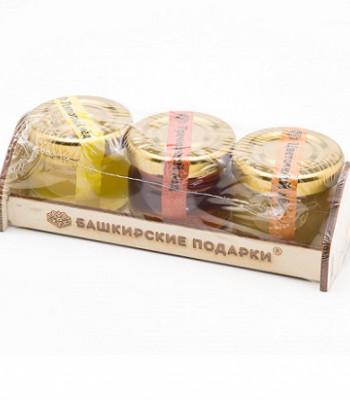 Набор Башкирские подарки 3*0,04 Юрта