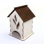 Чайный домик листочки