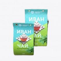 Иван-чай Башкирские подарки с Мятой 100гр