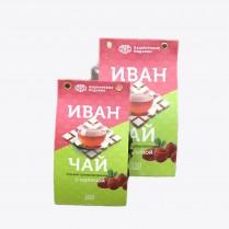 Иван-чай Башкирские подарки с Малиной 250гр