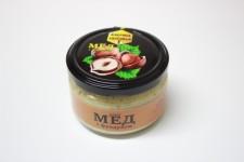Крем-мёд с фундоком 300гр