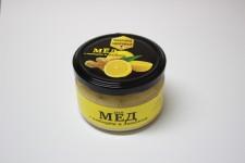 Крем-мёд с имбирём и лимоном 300гр