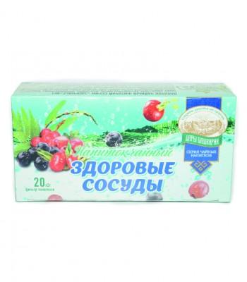 """Напиток чайный Фиточай серии """"Здоровье №1"""", Здоровые сосуды"""